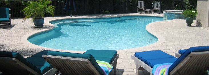 Residential Swimming Pool Services Potomac Swimming